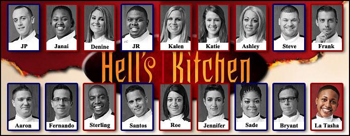 Hells Kitchen Sterling