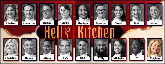 hell 39 s kitchen - Hells Kitchen Season 14