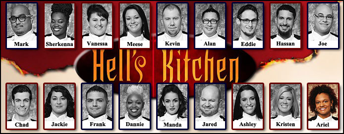 Hell S Kitchen Season  Intro