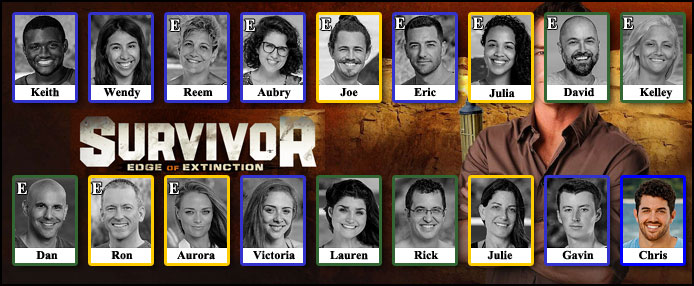Survivor 38